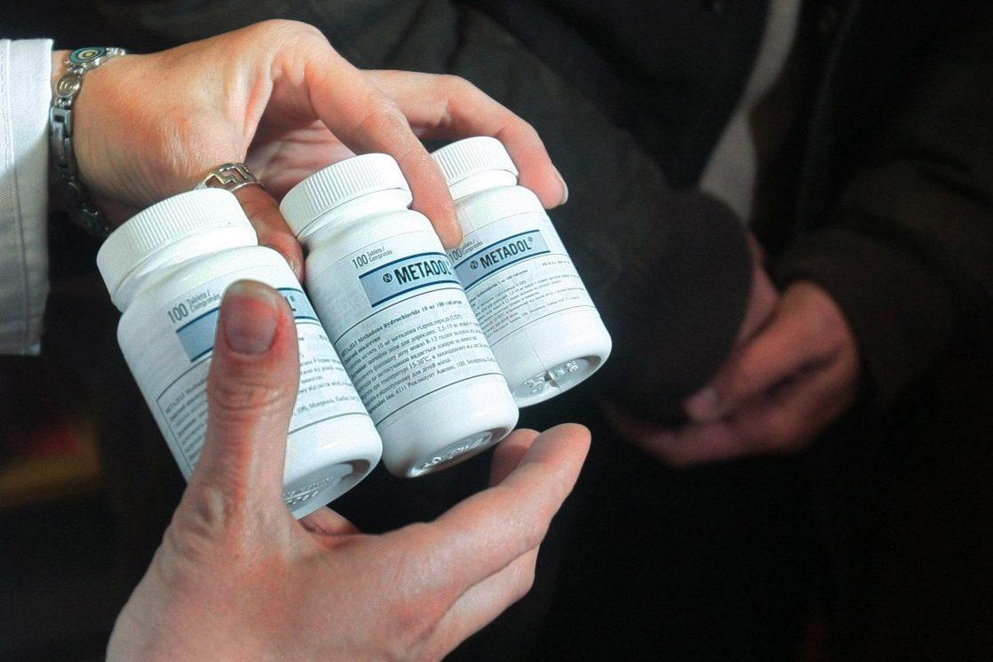 metadol - <b>«Без препаратів лишилася тисяча людей — у них почалася ломка».</b> У Харкові поліція влаштувала «перевірки» в центрах для наркозалежних - Заборона