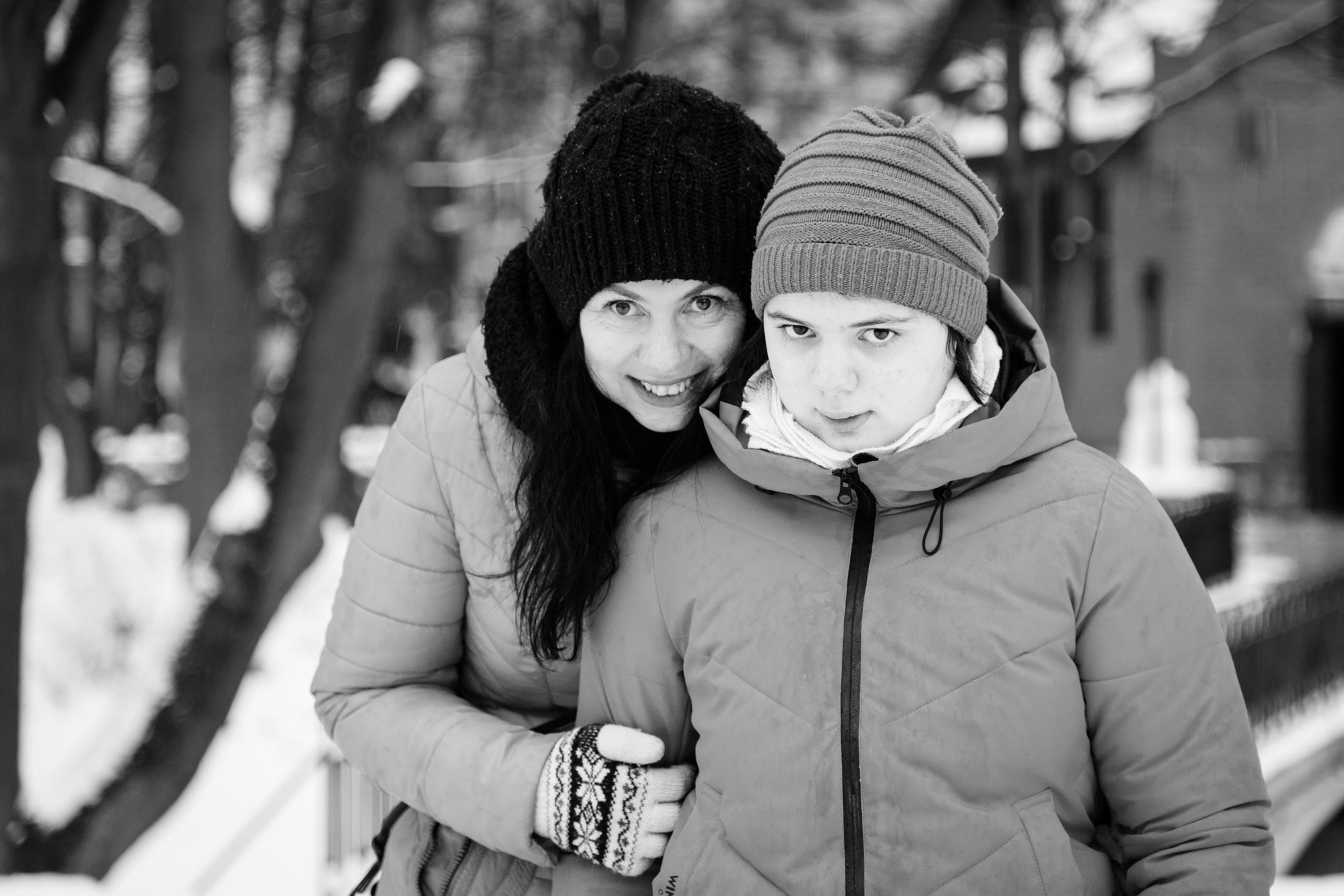 olga rybalchenko shmaliuk 02 - <b>Таке життя.</b> Як спілкуватися із батьками дітей з особливими потребами й не перетворювати розмову на щось особливе - Заборона