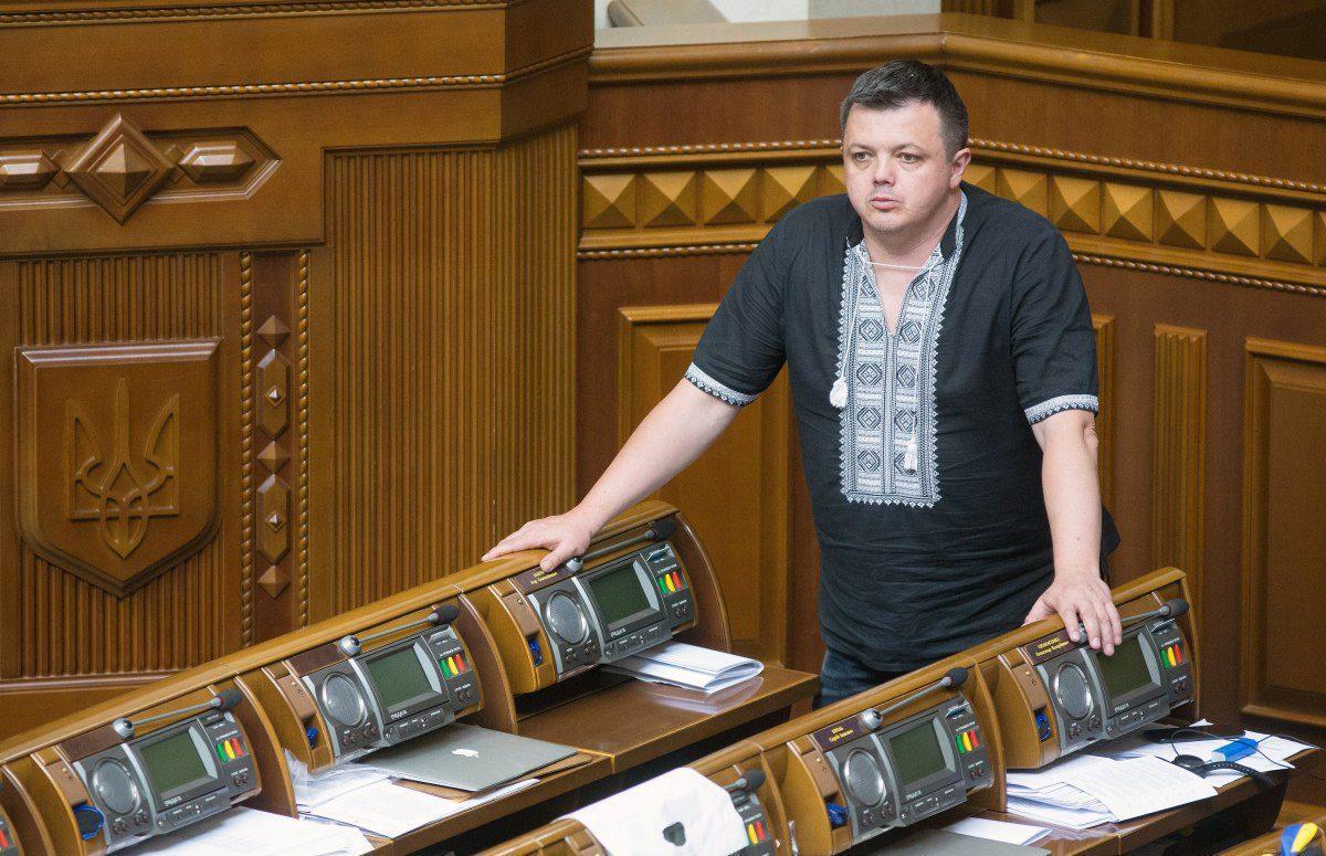 "semenchenko 01 - What's behind SBU ""Mercenary"" Accusations Against Yevhen Shevchenko and Semyon Semenchenko? - Заборона"