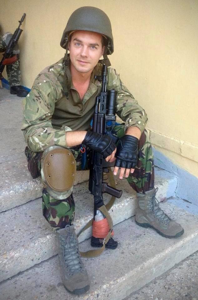 "shevchenko - What's behind SBU ""Mercenary"" Accusations Against Yevhen Shevchenko and Semyon Semenchenko? - Заборона"