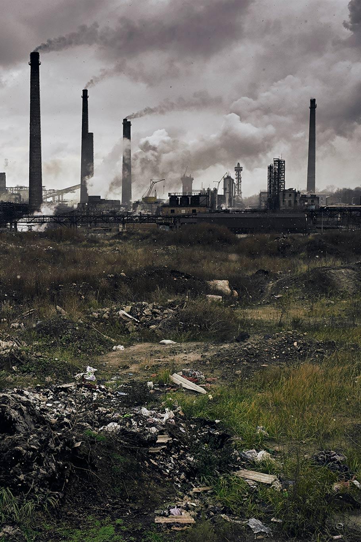Топ-5 найбільш забруднених міст України. Заборона розповідає, які й чому