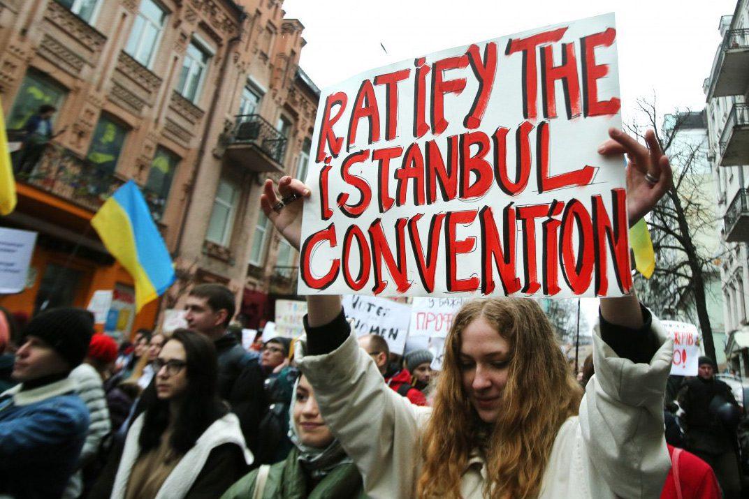 womens march 03 - <b>«От Елены Зеленской мы получили отказ».</b> Как готовят марш за права женщин — с упором на безопасность и без поддержки государства - Заборона