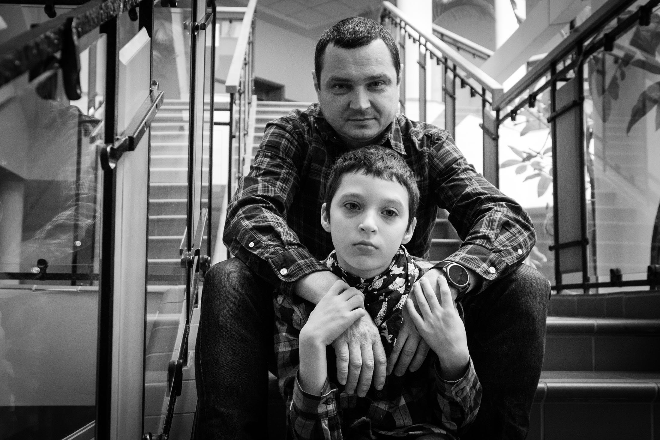 yaroslava nikanshin 03 - <b>Таке життя.</b> Як спілкуватися із батьками дітей з особливими потребами й не перетворювати розмову на щось особливе - Заборона