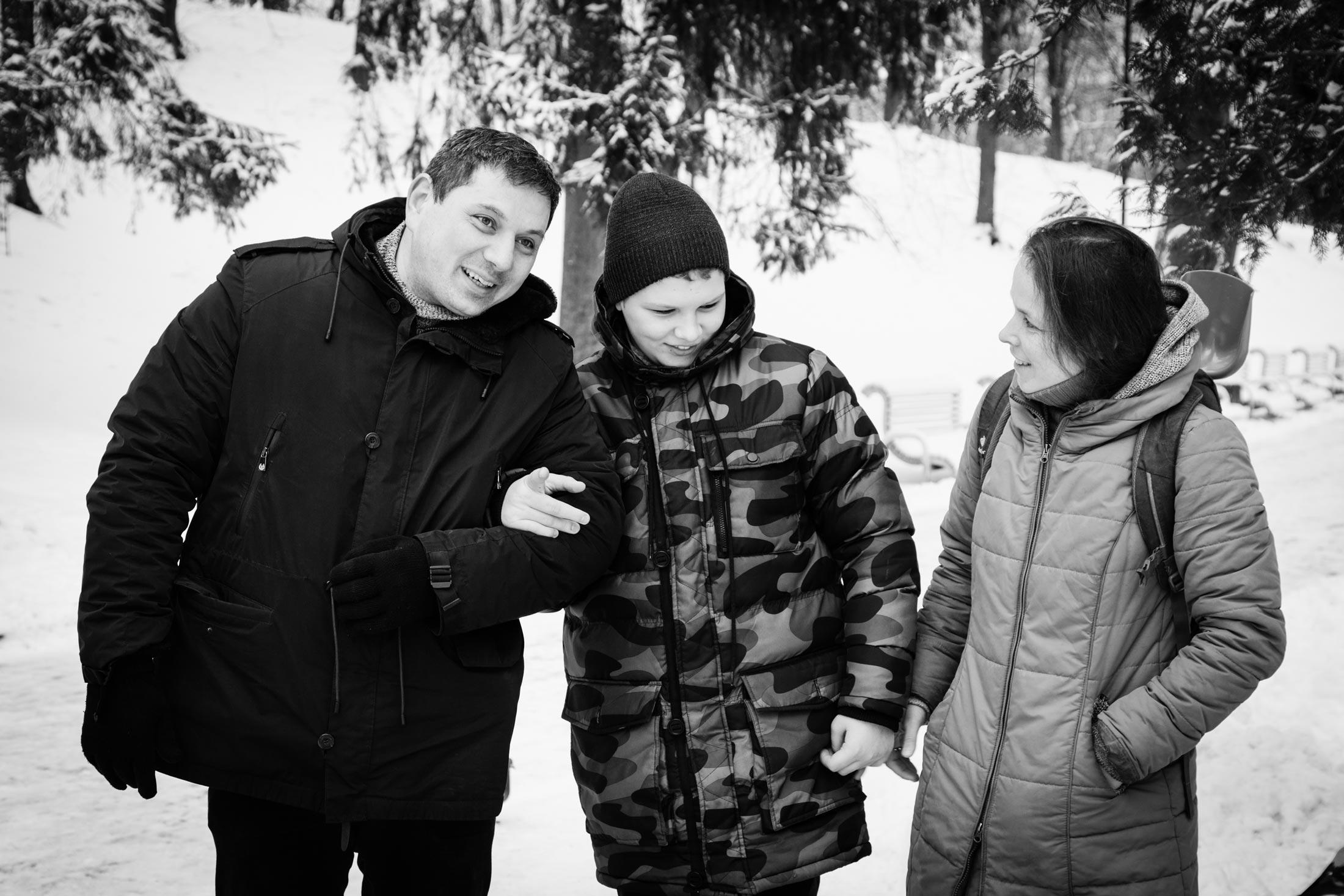 yulia pakulova trocka 06 - <b>Таке життя.</b> Як спілкуватися із батьками дітей з особливими потребами й не перетворювати розмову на щось особливе - Заборона
