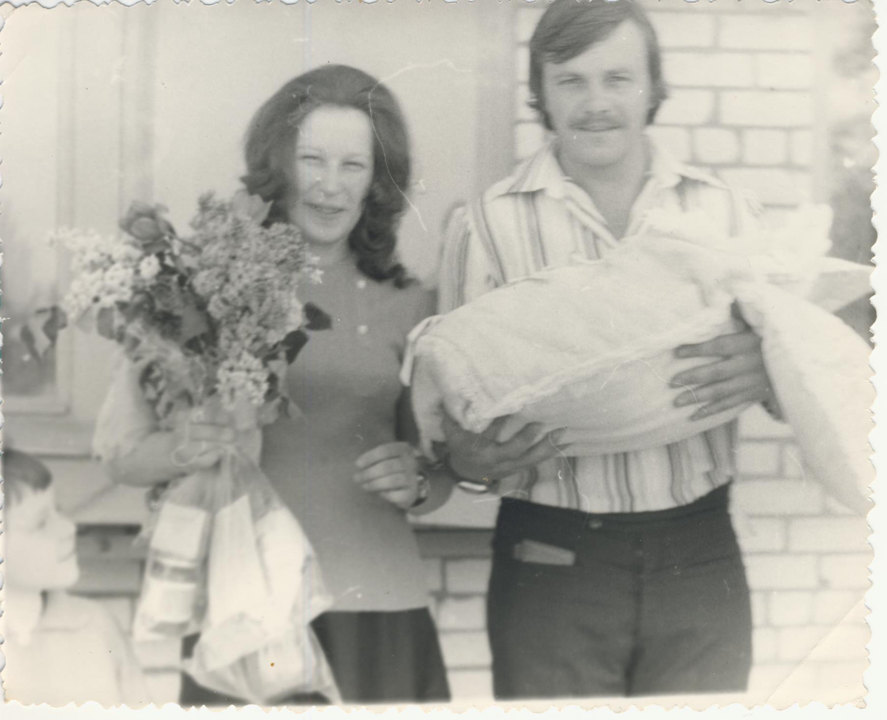 adnriy family 01 - <b>В поисках родителей.</b> Рассказываем истории тех, кто отыскал самых близких людей через много лет - Заборона