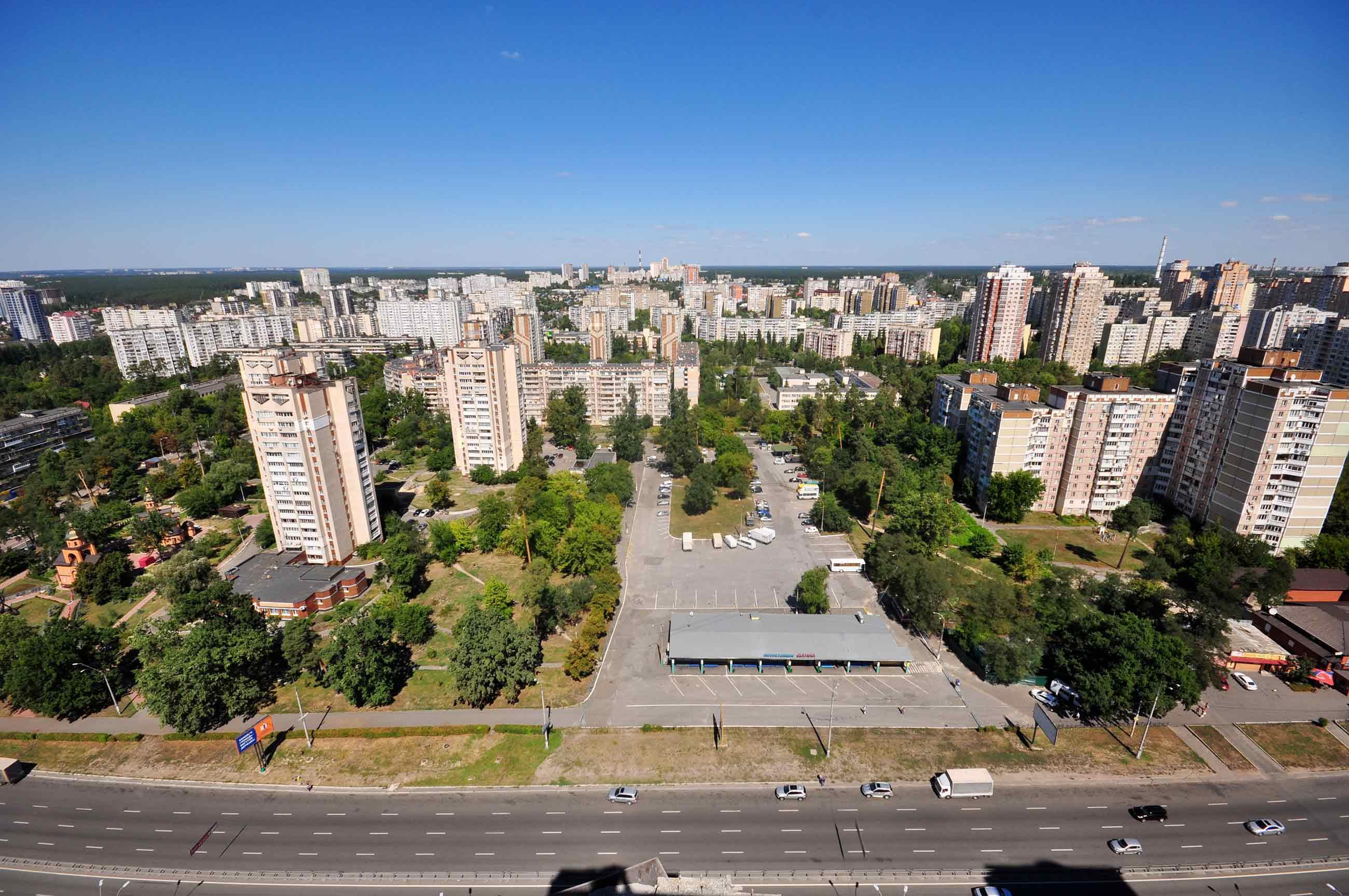 belichi 01 - <b>Ради массового жилья в Киеве уничтожили десятки поселений.</b> Рассказываем, как это было - Заборона