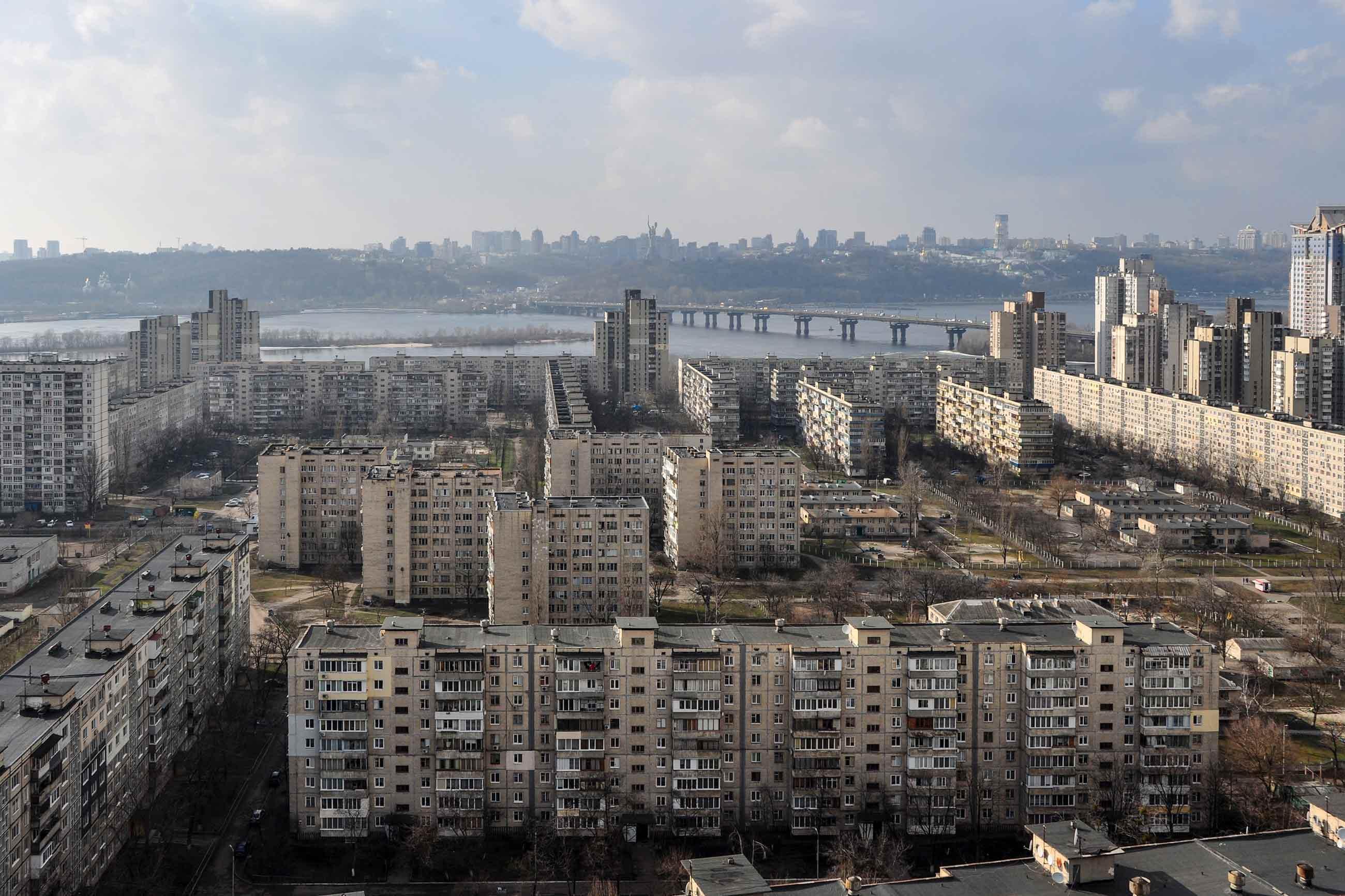 bereznyak - <b>Ради массового жилья в Киеве уничтожили десятки поселений.</b> Рассказываем, как это было - Заборона