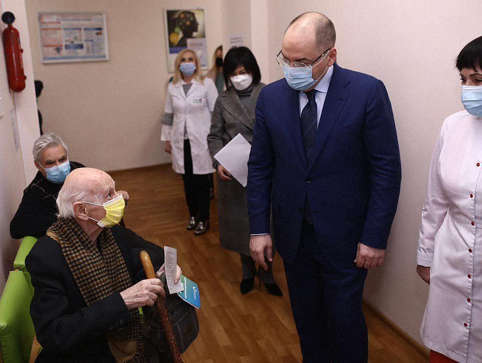 covid vaccination in ukraine 02 - <b>Лікарні переповнені, а на госпіталізацію годі сподіватися?</b> Без паніки відповідаємо на актуальні питання про пандемію - Заборона