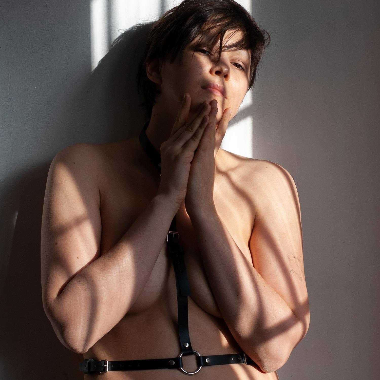 daria andreeva - <b>Панацея від насильства:</b> як етичне порно змінює світ фільмів для дорослих - Заборона