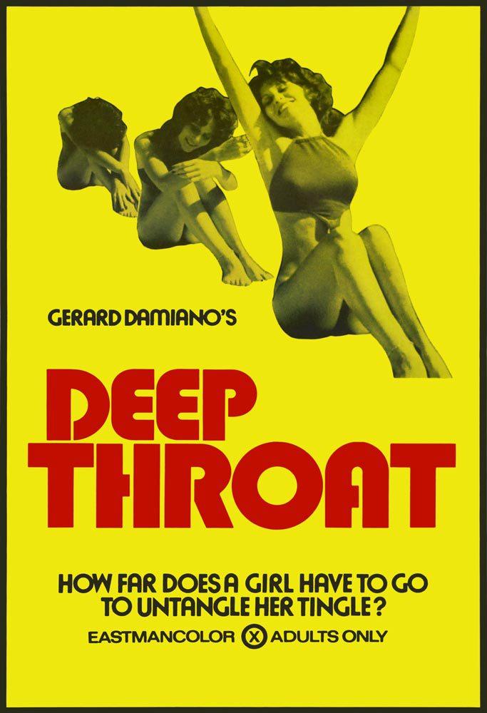 deep throat pd poster - <b>Панацея від насильства:</b> як етичне порно змінює світ фільмів для дорослих - Заборона
