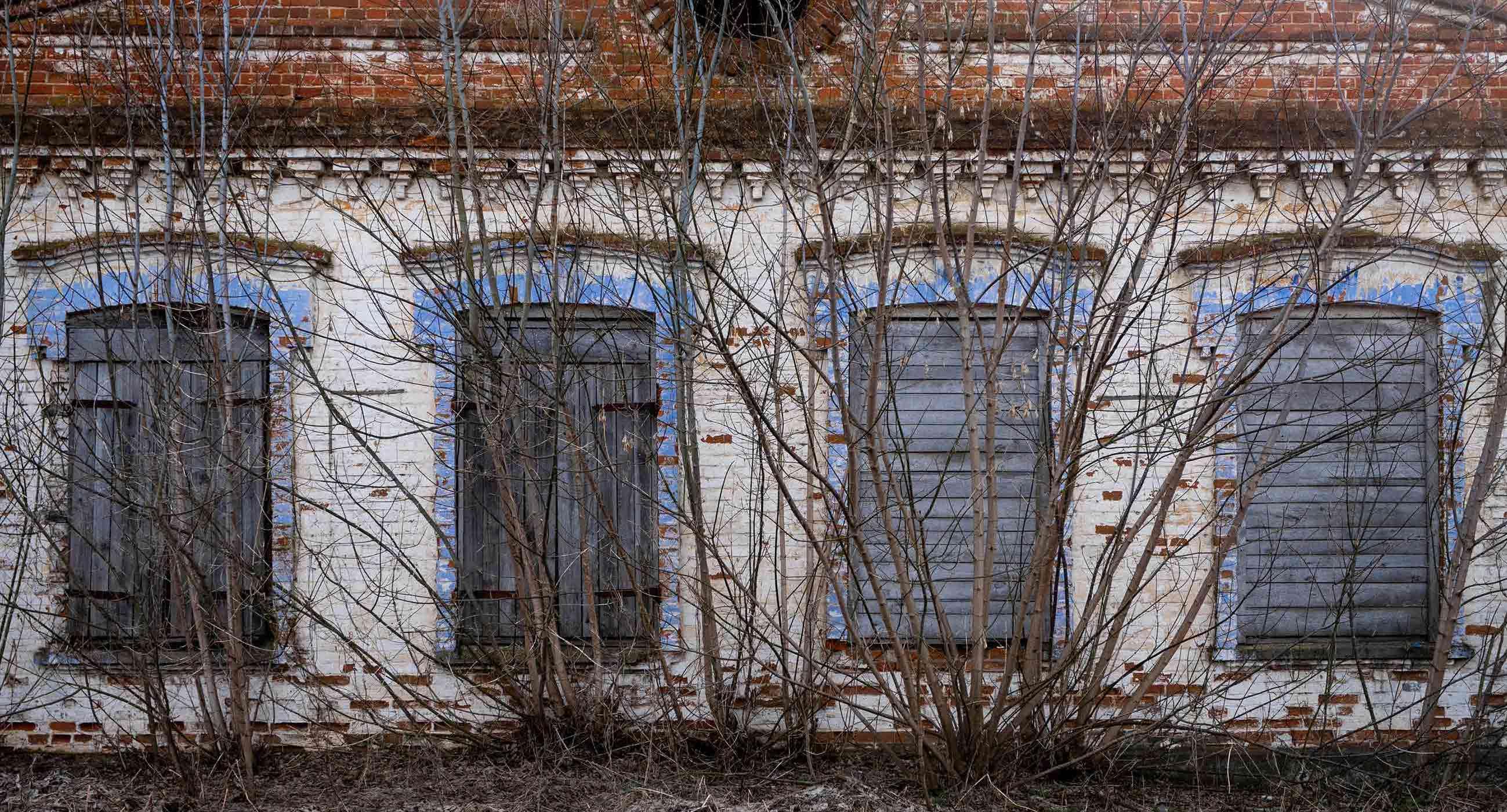 Без сада и дома. Почему в Украине постоянно исчезают села