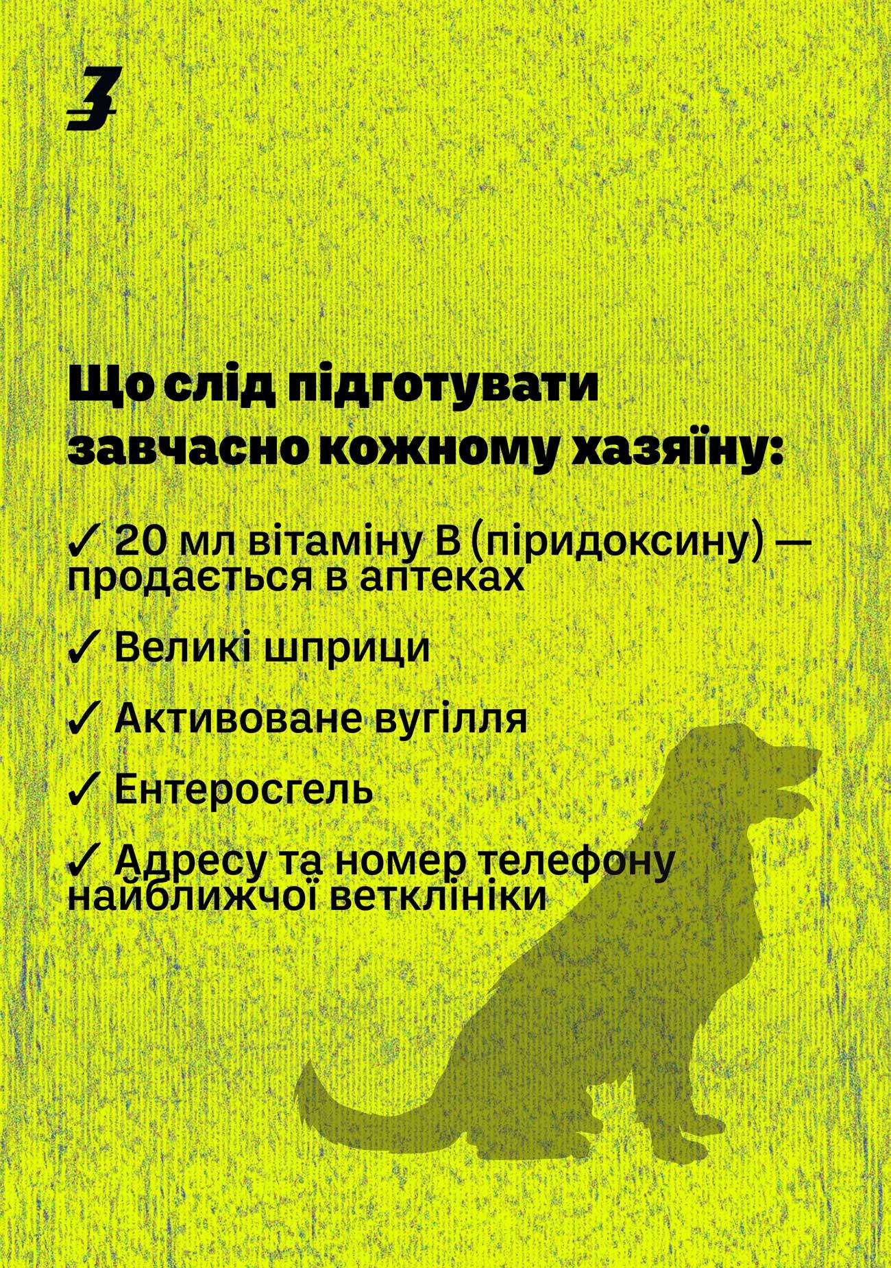 dog hunter ua 03 - <b>Здається, мою собаку отруїли.</b> Що робити? - Заборона