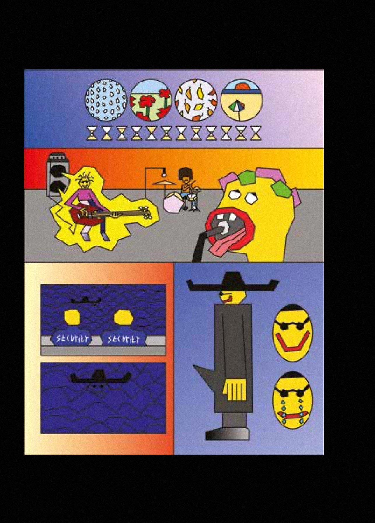 gon18 4 - <b>«Колония муравьев», Джо Сакко и шутки создательницы «Коня БоДжека»</b> – обзор комиксов от Катерины Сергацковой - Заборона