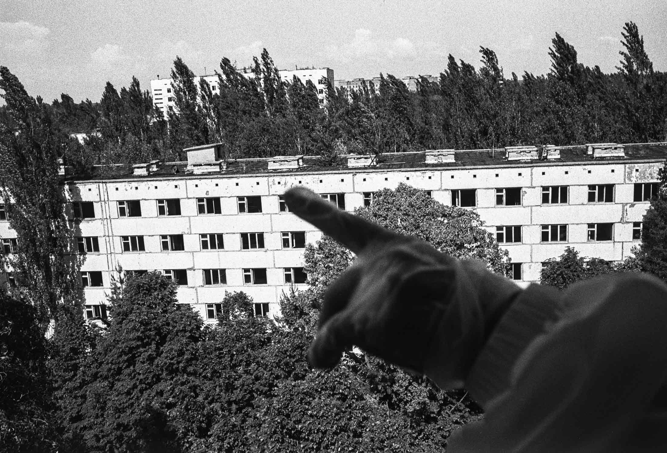 lomakin untitled 11 - <b>Повернення до Прип'яті.</b> Андрій Ломакін і його «Візитери» в «Рівні цензури» - Заборона