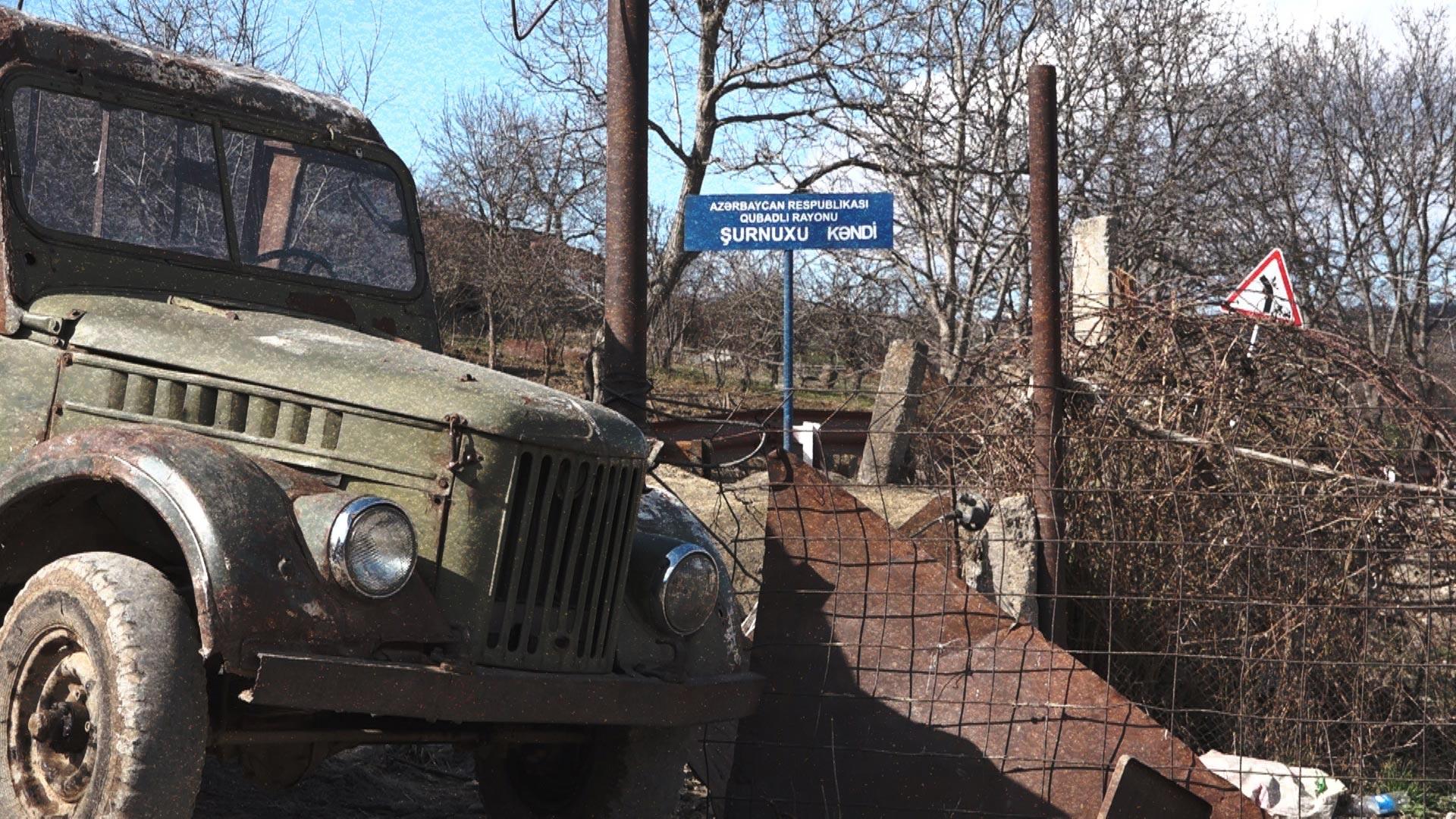 nagornyi karabax reportage 01 - <b>Новая старая граница:</b> почему армянские села оказались на территории Азербайджана - Заборона