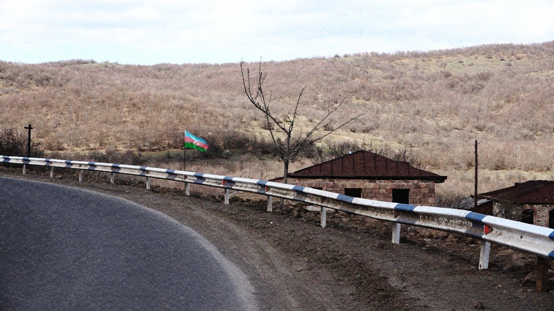 nagornyi karabax reportage 02 - <b>Новая старая граница:</b> почему армянские села оказались на территории Азербайджана - Заборона