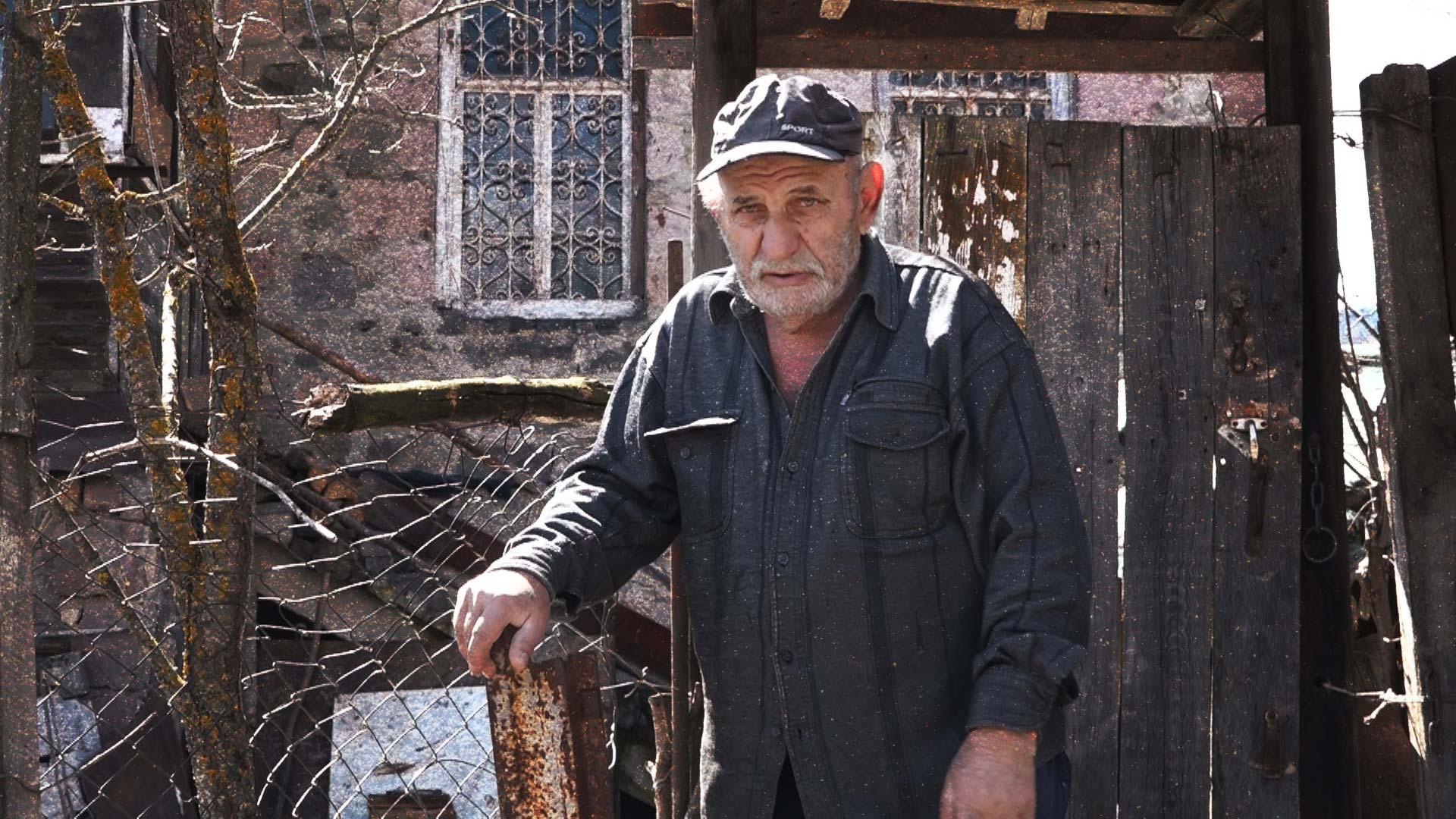 nagornyi karabax reportage 04 - <b>Новая старая граница:</b> почему армянские села оказались на территории Азербайджана - Заборона