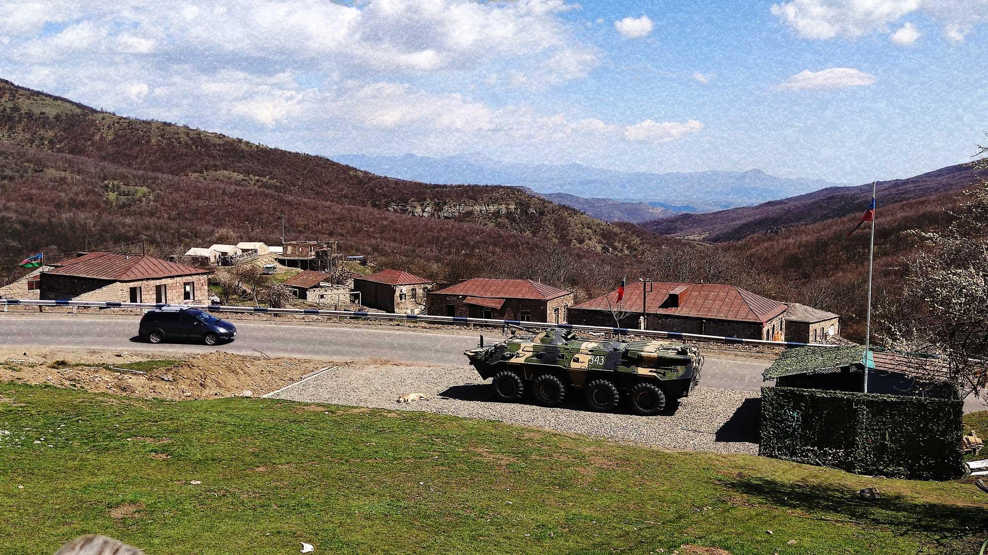 nagornyi karabax reportage 07 - <b>Новая старая граница:</b> почему армянские села оказались на территории Азербайджана - Заборона