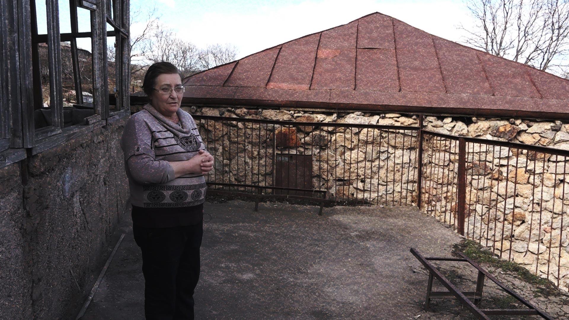 nagornyi karabax reportage 12 - <b>Новая старая граница:</b> почему армянские села оказались на территории Азербайджана - Заборона
