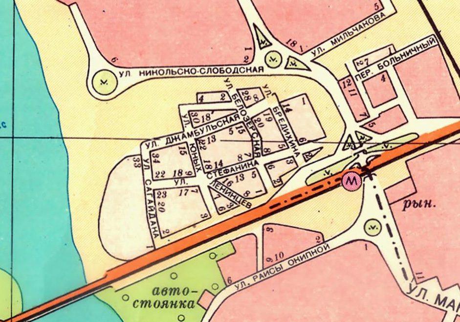 nik slobos 1989 - <b>Ради массового жилья в Киеве уничтожили десятки поселений.</b> Рассказываем, как это было - Заборона