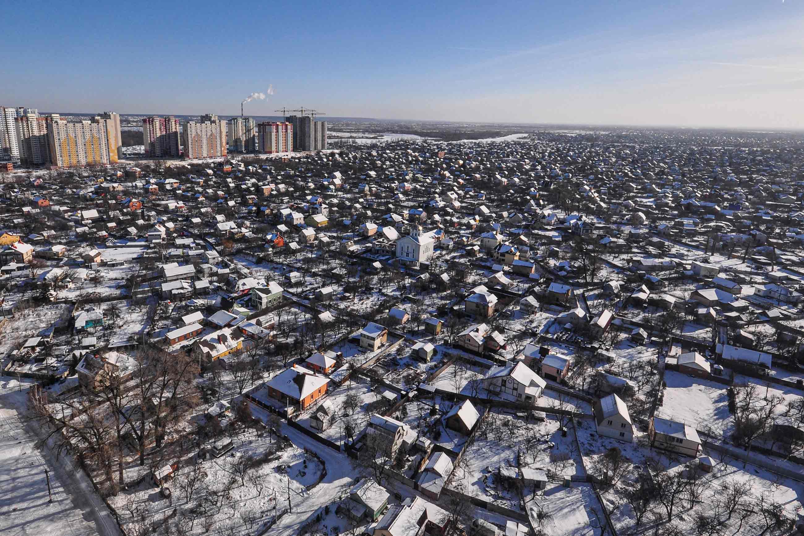osokor 03 - <b>Ради массового жилья в Киеве уничтожили десятки поселений.</b> Рассказываем, как это было - Заборона