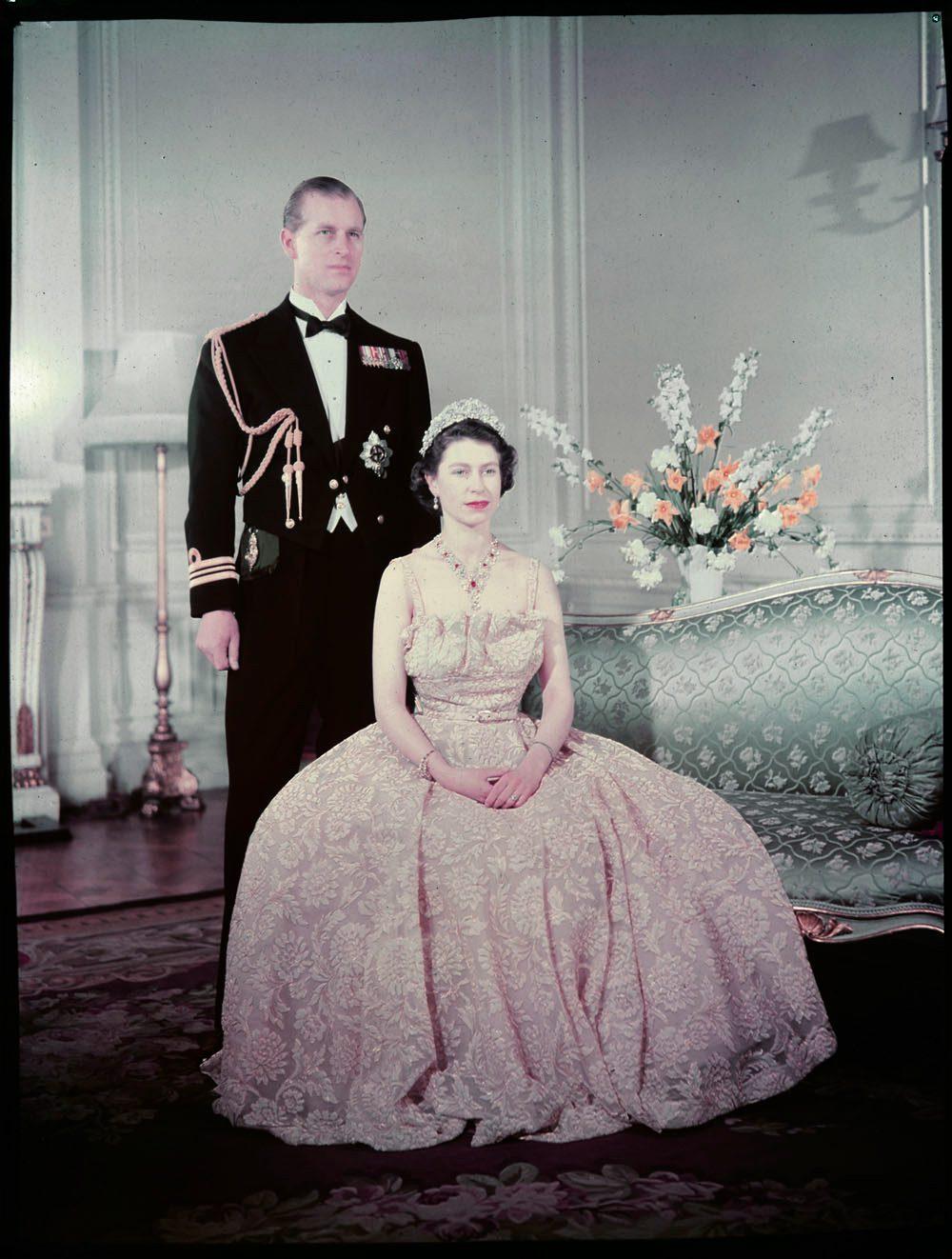 philip 02 - <b>Умер в 99 лет.</b> Кем был принц Филипп — первый член королевской семьи, посетивший Киев - Заборона