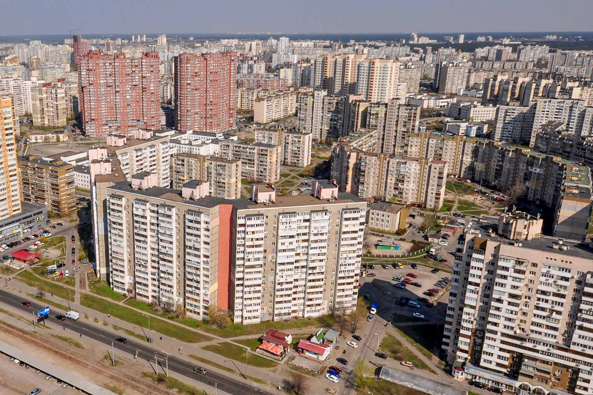 poznyak - <b>Ради массового жилья в Киеве уничтожили десятки поселений.</b> Рассказываем, как это было - Заборона
