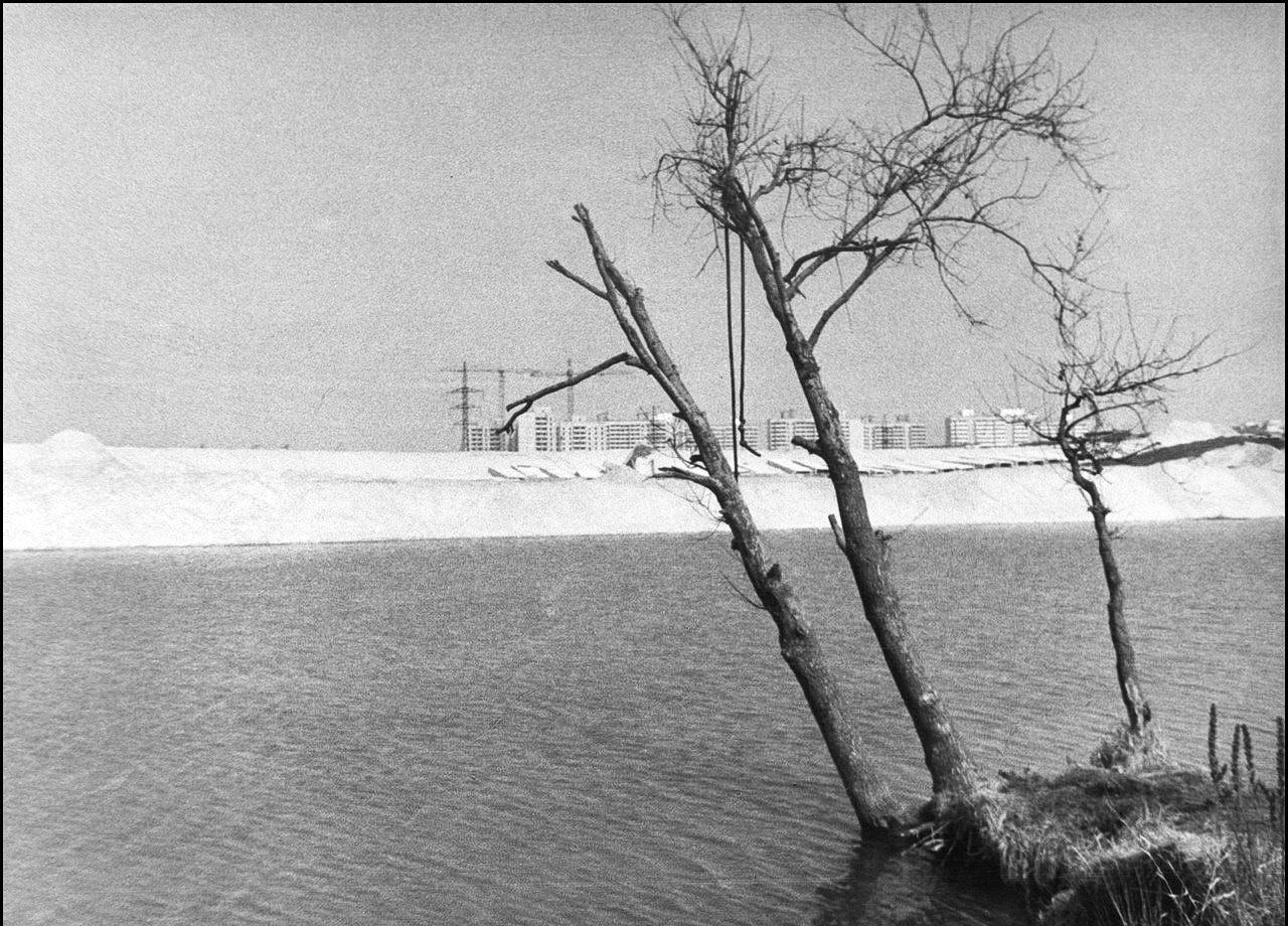 poznyak 1980 - <b>Заради масового житла в Києві знищили десятки поселень.</b> Розповідаємо, як це було - Заборона