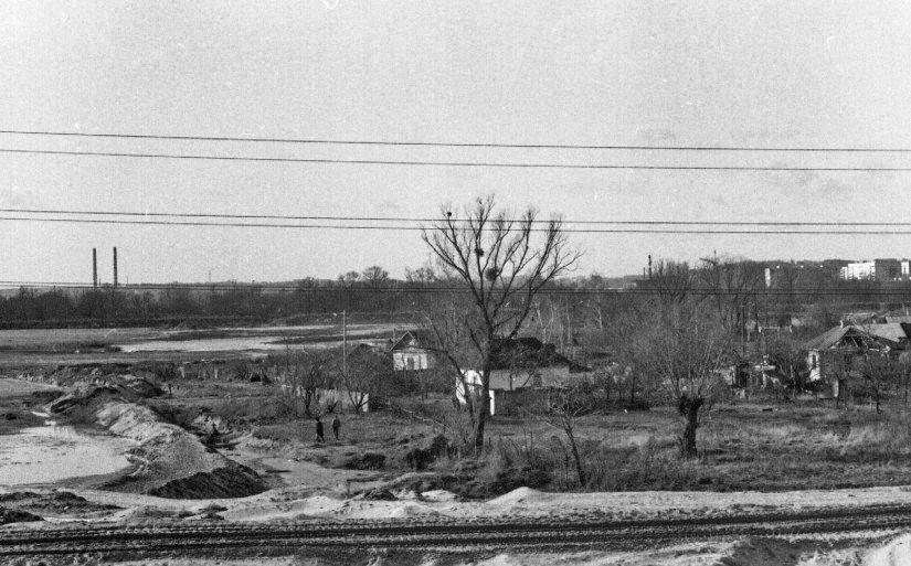 poznyak 1989 - <b>Ради массового жилья в Киеве уничтожили десятки поселений.</b> Рассказываем, как это было - Заборона