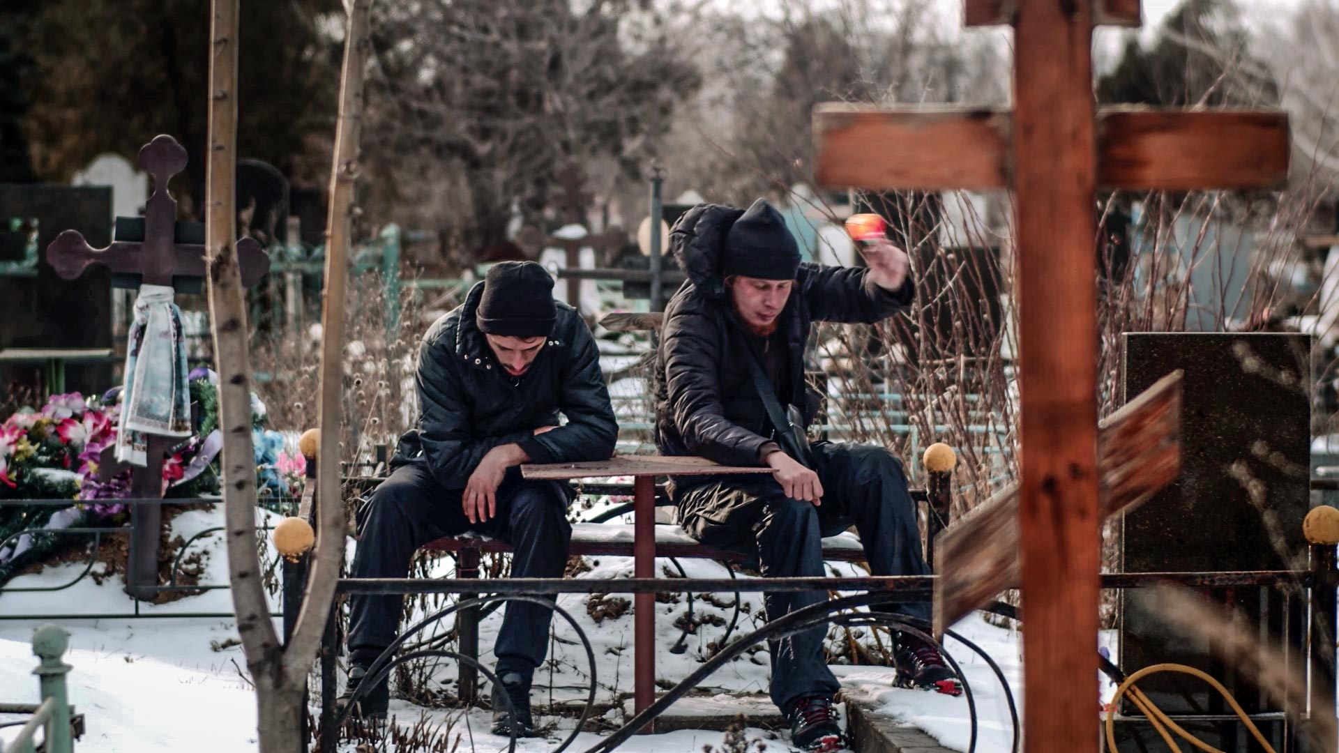 rach rev 08 - <b>Музей катастроф:</b> что важно знать о художниках Рачинском и Ревковском - Заборона
