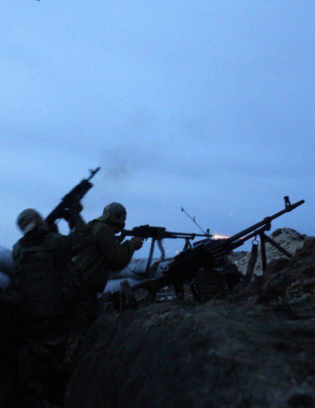 Сім років війни на Донбасі в найзапекліших боях і дипломатичних домовленостях