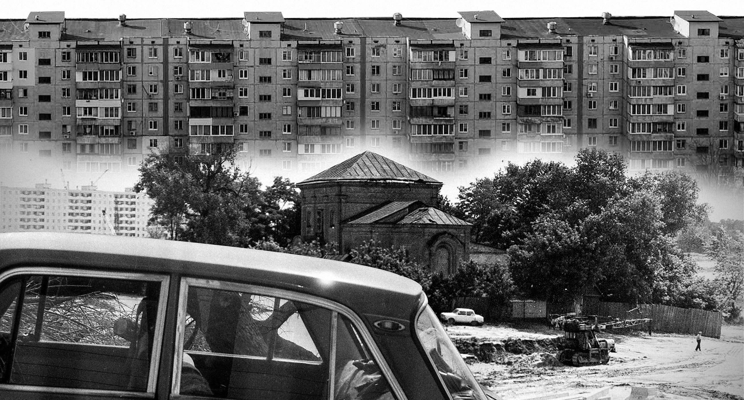 Заради масового житла в Києві знищили десятки поселень. Розповідаємо, як це було