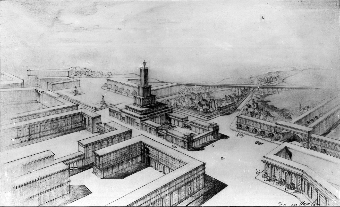 shyr 02 - <b>Забута архітектура 1930-х.</b> Що варто знати про міжвоєнні проєкти у Києві - Заборона