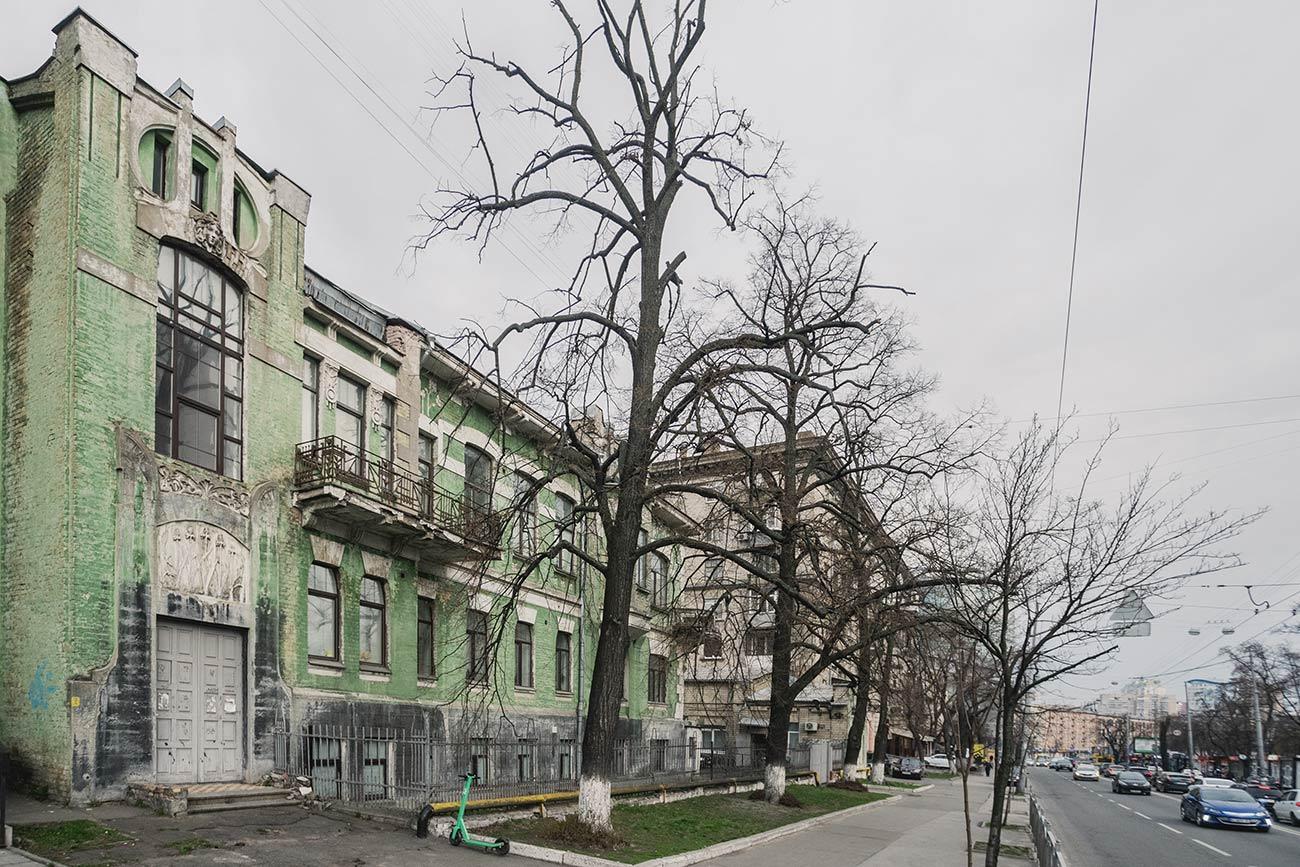 shyrochin dsc05055 - <b>Забута архітектура 1930-х.</b> Що варто знати про міжвоєнні проєкти у Києві - Заборона