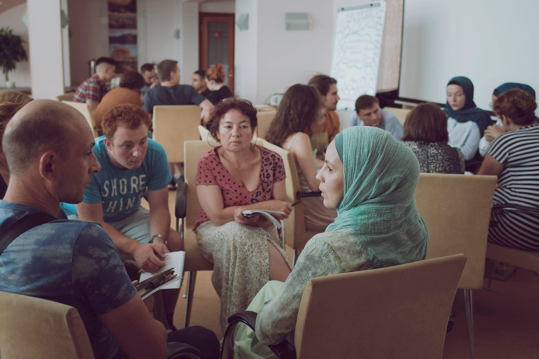 stan002 - <b>Амбассадоры разнообразия.</b> Как активисты со всей Украины продвигают толерантность - Заборона