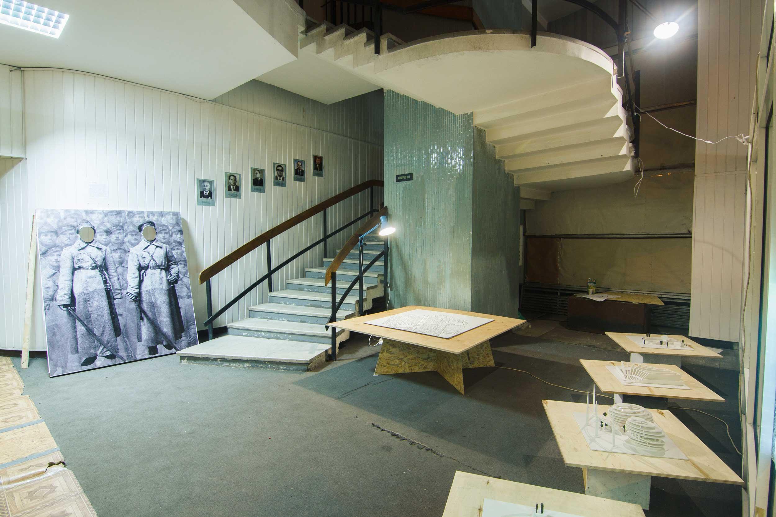 tarilka img 4116 - <b>Активизм памяти.</b> О «Тарелке» на Лыбедской, активистских и художественных инициативах вокруг советского культурного наследия - Заборона