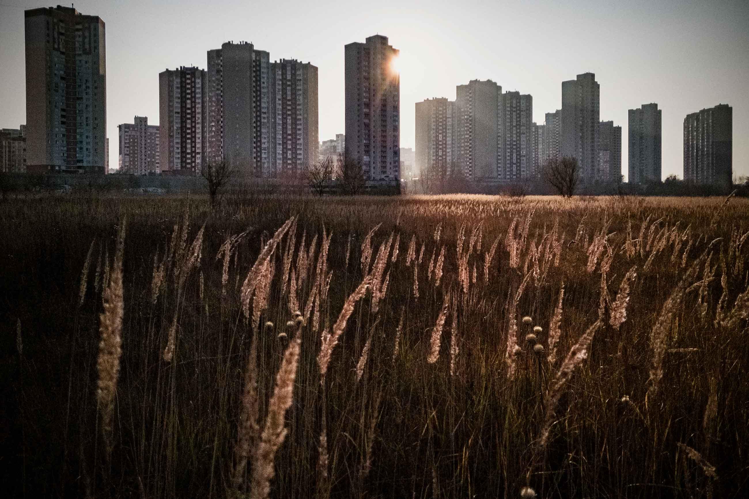 troeshka - <b>Ради массового жилья в Киеве уничтожили десятки поселений.</b> Рассказываем, как это было - Заборона