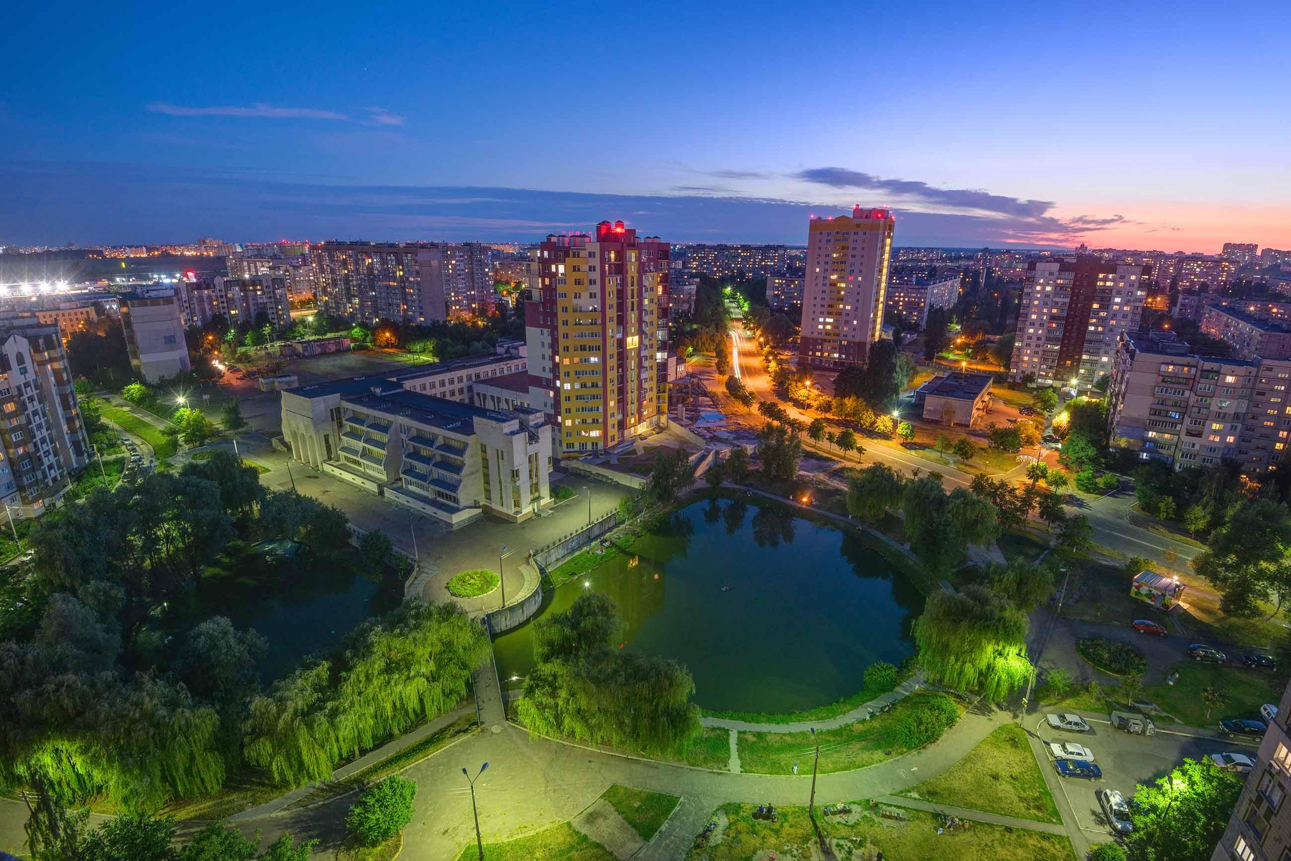 uj borsh - <b>Ради массового жилья в Киеве уничтожили десятки поселений.</b> Рассказываем, как это было - Заборона