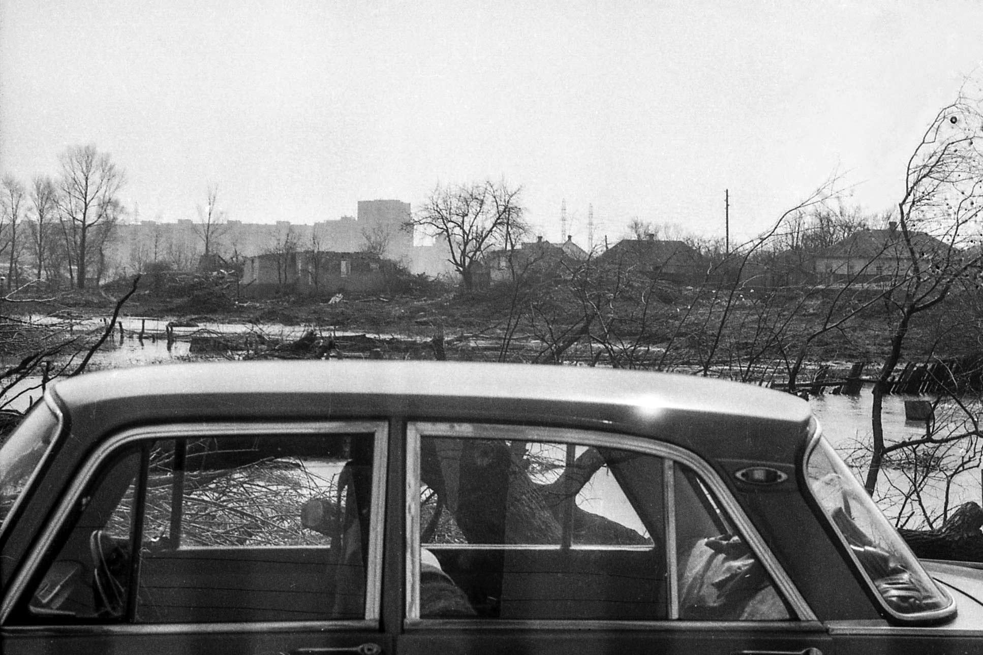 vygurovshina 1983 - <b>Ради массового жилья в Киеве уничтожили десятки поселений.</b> Рассказываем, как это было - Заборона
