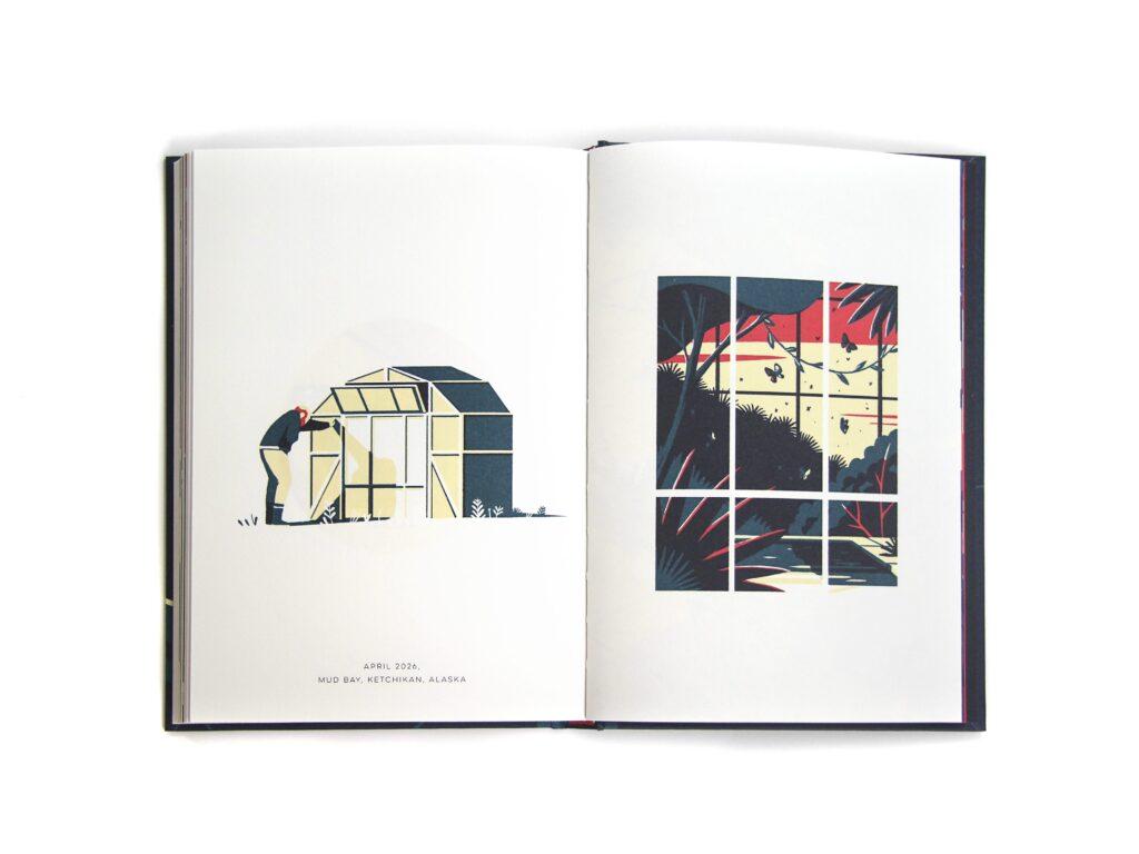 02 4 haugomat 1024x768 - <b>«Тентен у країні Сов'єтів», «Річка вночі» та інші подорожі в часі</b> — огляд коміксів Бориса Філоненка - Заборона