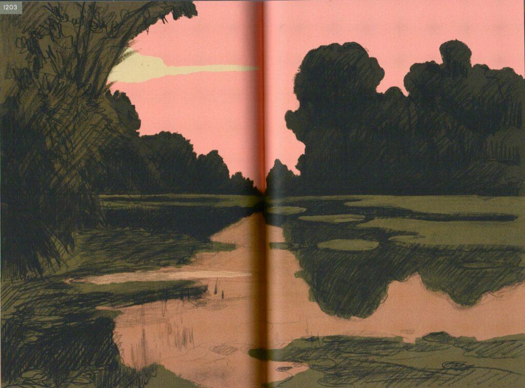 05 6 here 1024x757 - <b>«Тентен у країні Сов'єтів», «Річка вночі» та інші подорожі в часі</b> — огляд коміксів Бориса Філоненка - Заборона