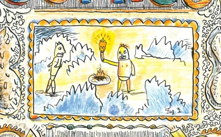 «Тэнтэн в стране Советов», «Река ночью» и другие путешествия во времени — обзор комиксов Бориса Филоненко