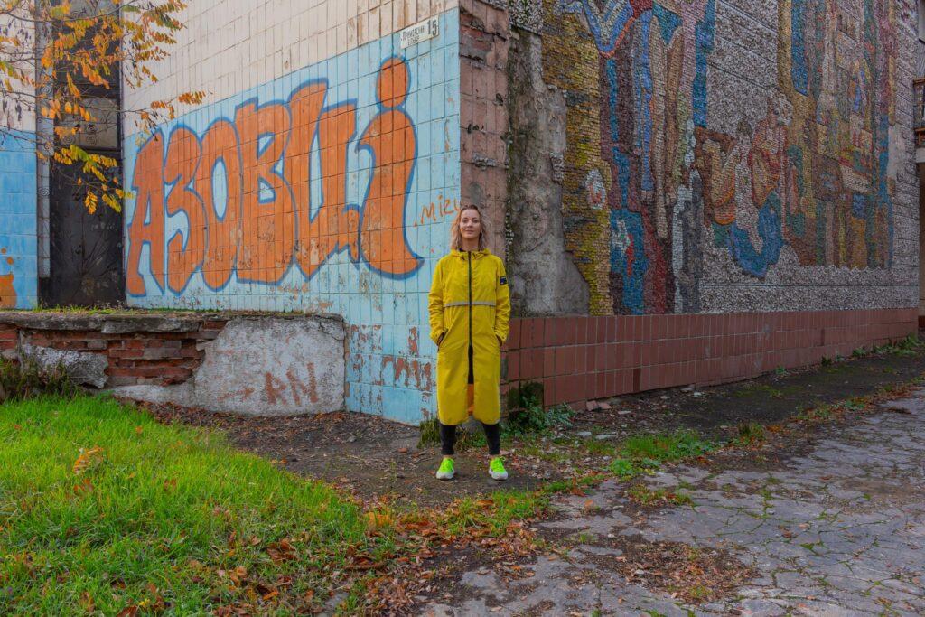 diana berg 03 1024x683 - <b>Tyu, Mariupol.</b> How Diana Berg made the city the main cultural center of the East. - Заборона