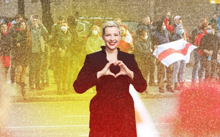 Оркестр, флейта, опозиція. Розповідаємо історію Марії Колеснікової — однієї з найвідоміших політичних діячок Білорус