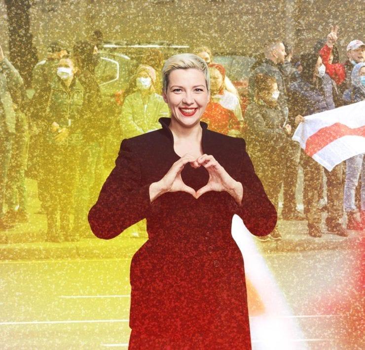 Оркестр, флейта, оппозиция. Рассказываем историю Марии Колесниковой — одной из самых известных политических деятельниц Беларуси