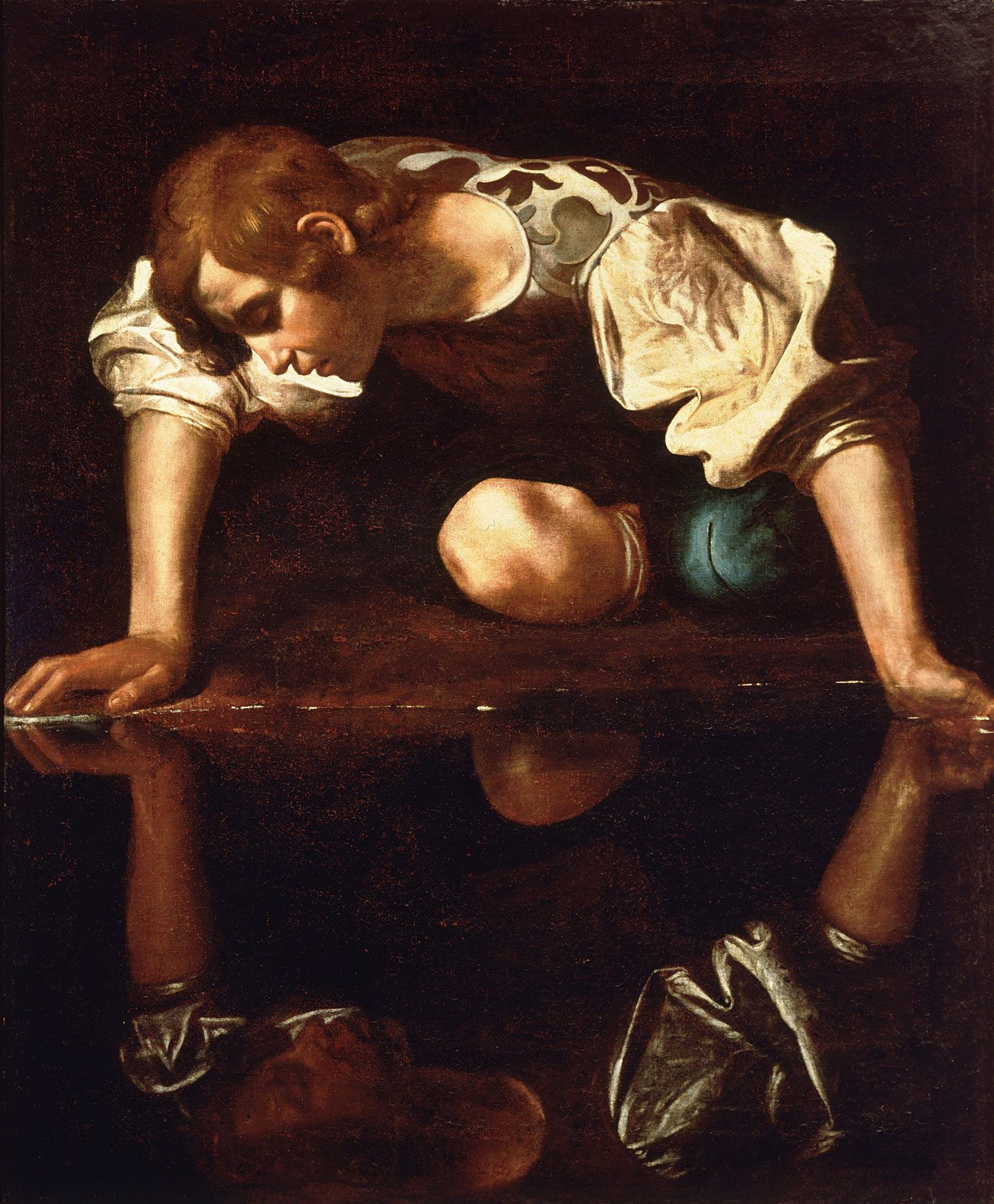narcissus caravaggio 1594 96 - <b>Я в центрі, я краще:</b> що таке нарцисичний розлад особистості, як його розпізнати та чи можна виправити - Заборона