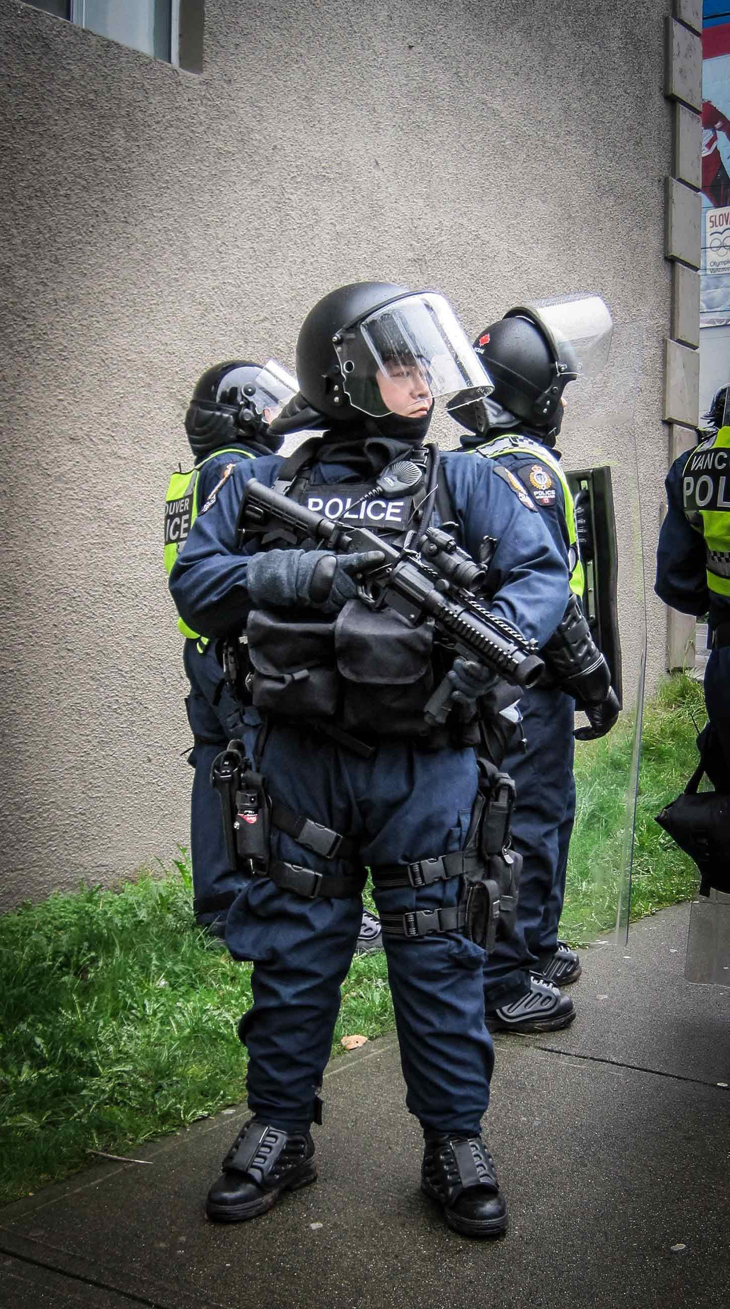поліцейські операції