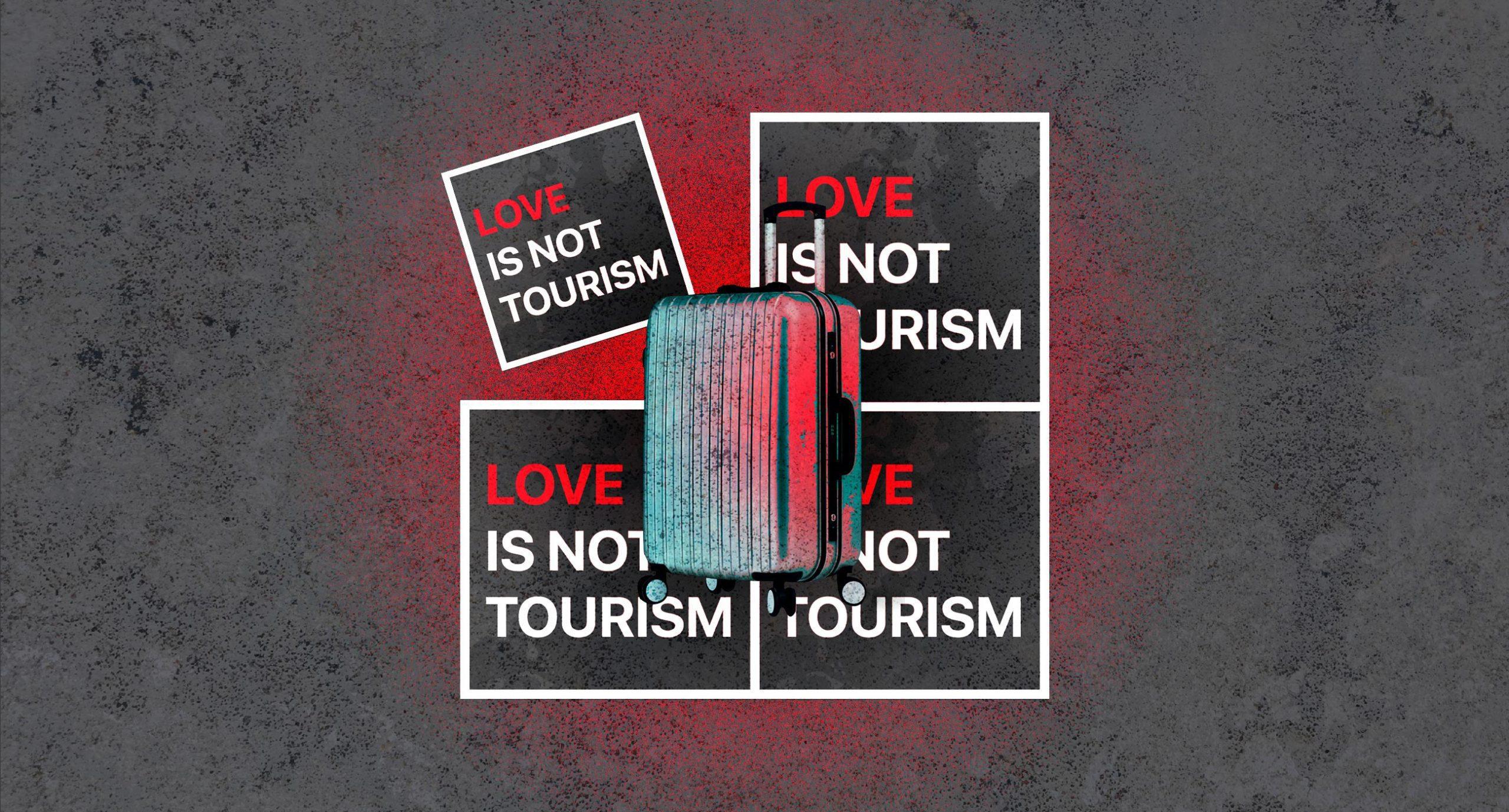 Стосунки на відстані в пандемію: як #LoveIsNotTourism допомагає парам в усьому світі