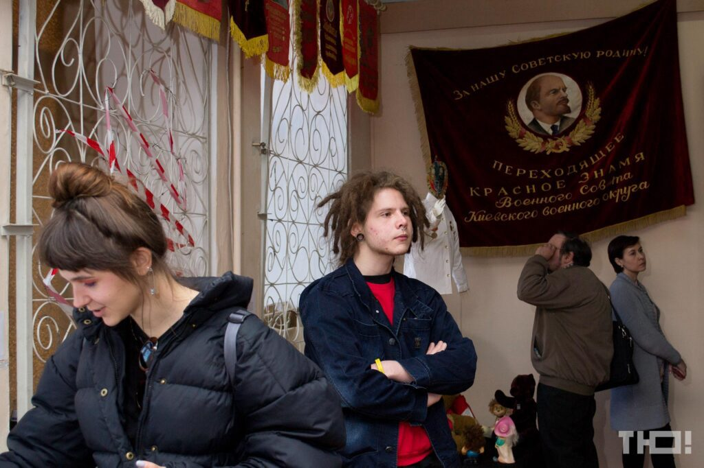 tiu mariupol 01 1024x682 - <b>Tyu, Mariupol.</b> How Diana Berg made the city the main cultural center of the East. - Заборона