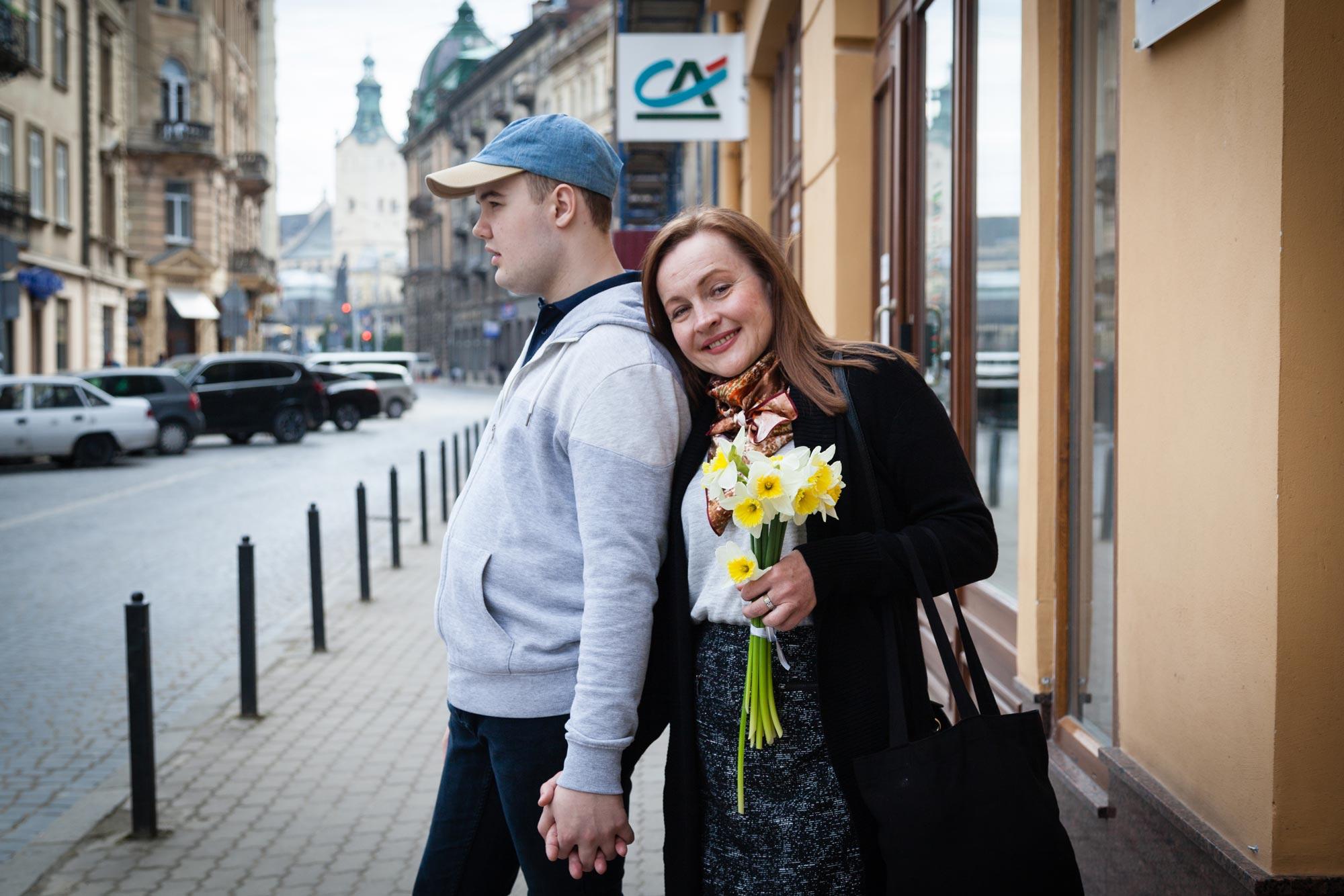 violence iryna kucharska i andriy - <b>Насилие любит тишину.</b> Почему дети с интеллектуальными нарушениями должны знать о сексуальности - Заборона